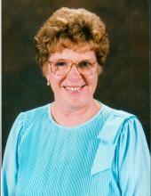 Norma Joyce Hanes (nee Hunter)