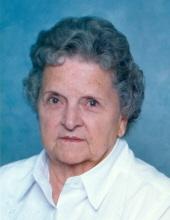 Dorcas Jane Barger
