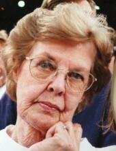 Betty Lou (Rich) Woodall