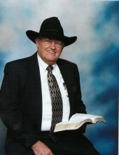 Pastor Billy M. Robertson