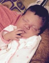 Infant Aleeta Jean Horn