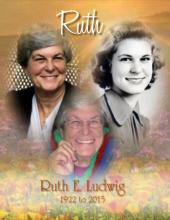 Ruith Ellen Ludwig