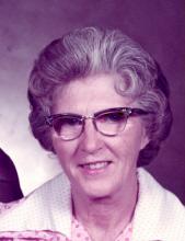 Frances M. Van Ortwick