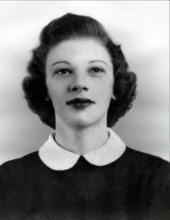 Frances Marie Bedford