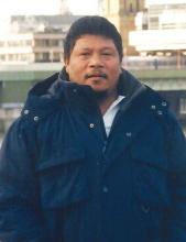 John Mark Pugurwag