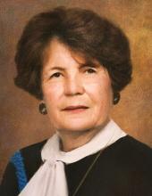 Nannie B. Clayton Bradshaw