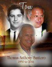 Thomas Anthony Santoro