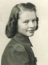 Alberta Mary Kirkendall