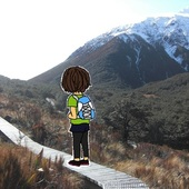 Find Travel mates for trips in New Zealand Junko