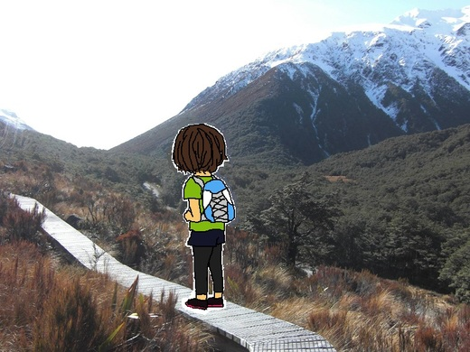 Junko travel partner in NewZealand