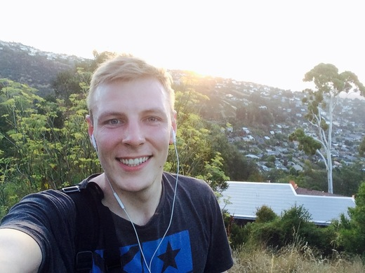 Dmitrii travel partner in NewZealand