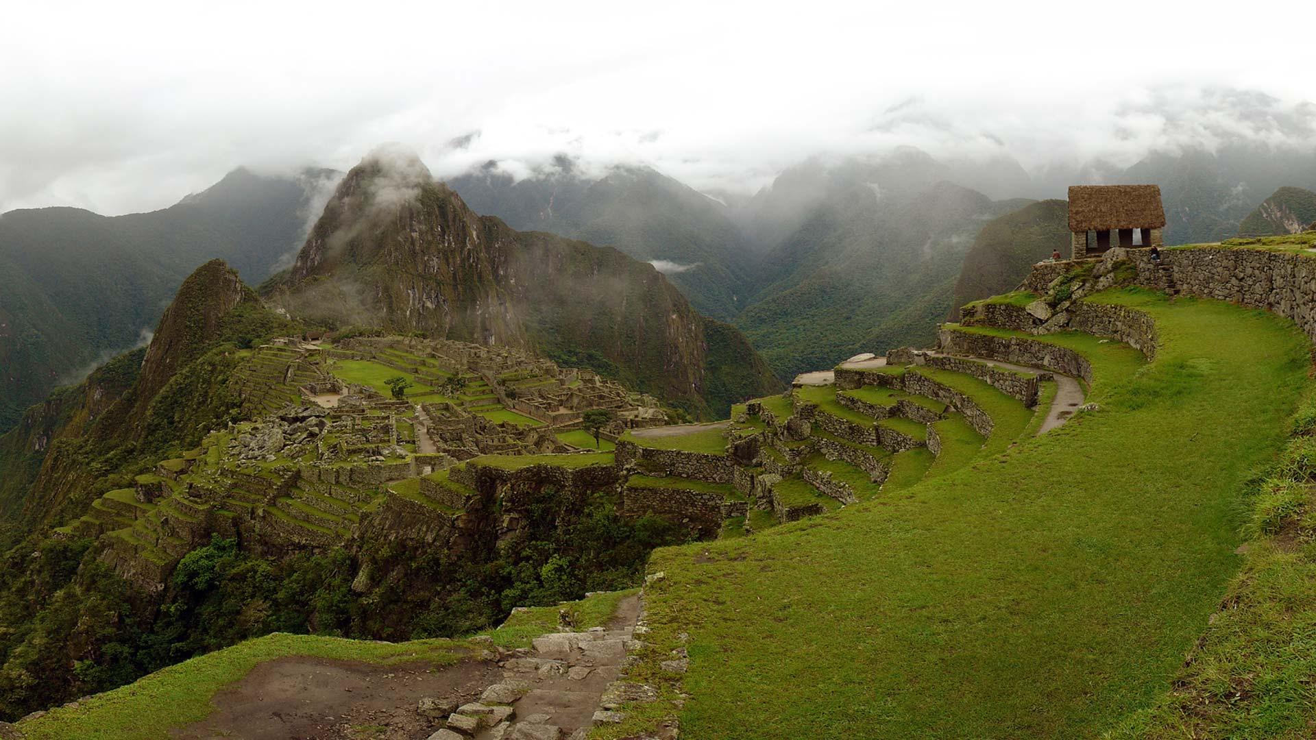 Hiking The Inca Trail & Machu Pichu