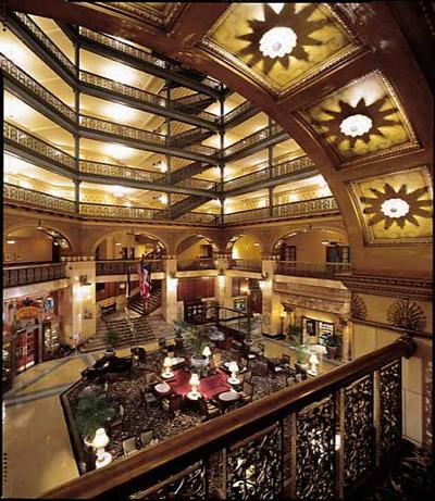The Brown Palace Hotel & Spa in Denver