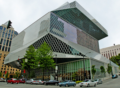 Seattle Public Library - Central Library