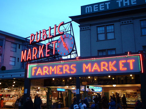 Image result for pike place market