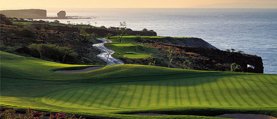 The Challenge at Manele Clubhouse