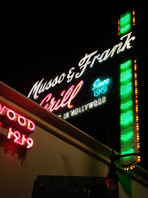 Musso and Frank Grill