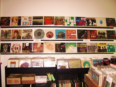 Albums on the Hill