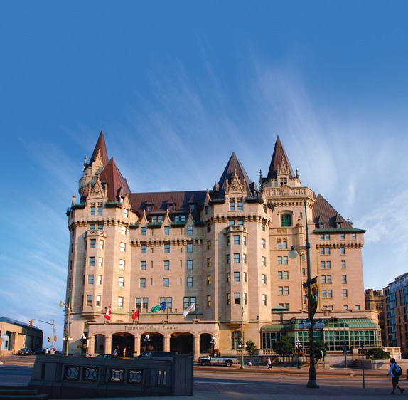 Fairmont Chateau Laurier