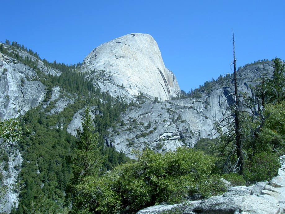 Trip photo #32/39 Half Dome from John Muir Trail
