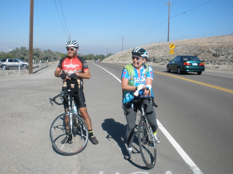 Trip photo #15/21 Short stop at Grant Line and the California Aqueduct