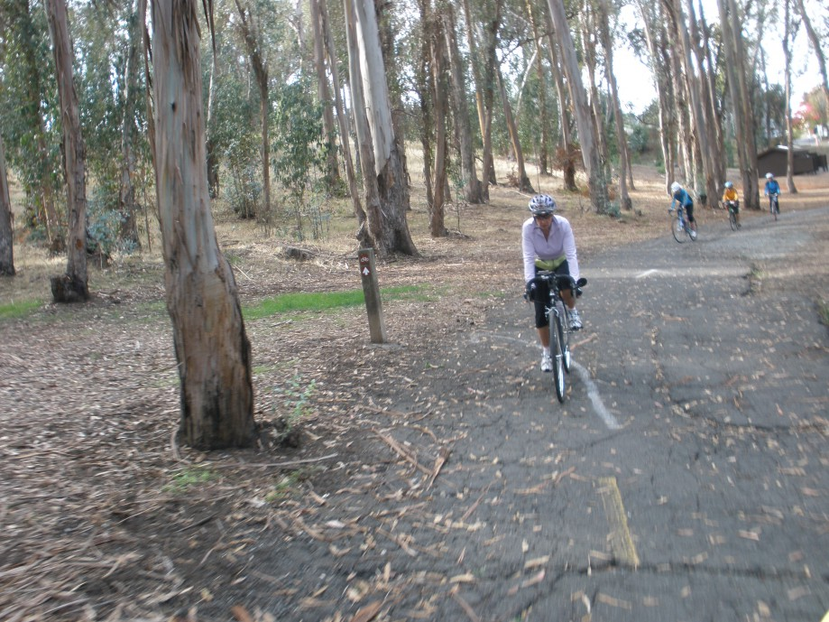 Trip photo #31/36 Blue Rock Springs Cycle path