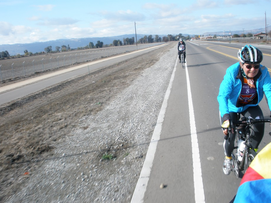 Trip photo #3/13 Jack London Rd. to Livermore