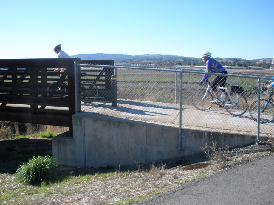 Trip photo #18/26 Iron Horse trail at Buchanan Field