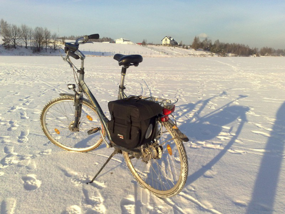 Trip photo #14/20 I always wanted to ride on ice