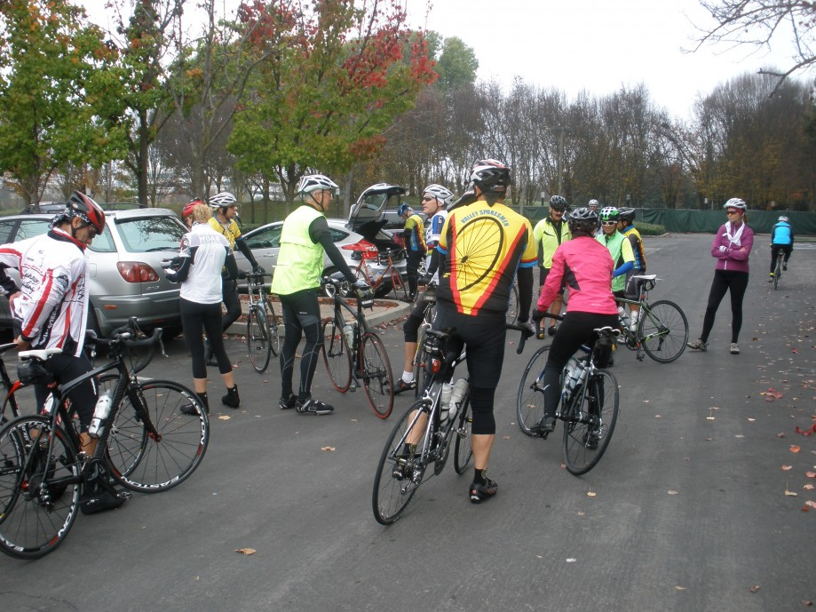 Trip photo #1/13 Start at San Ramon Central Park