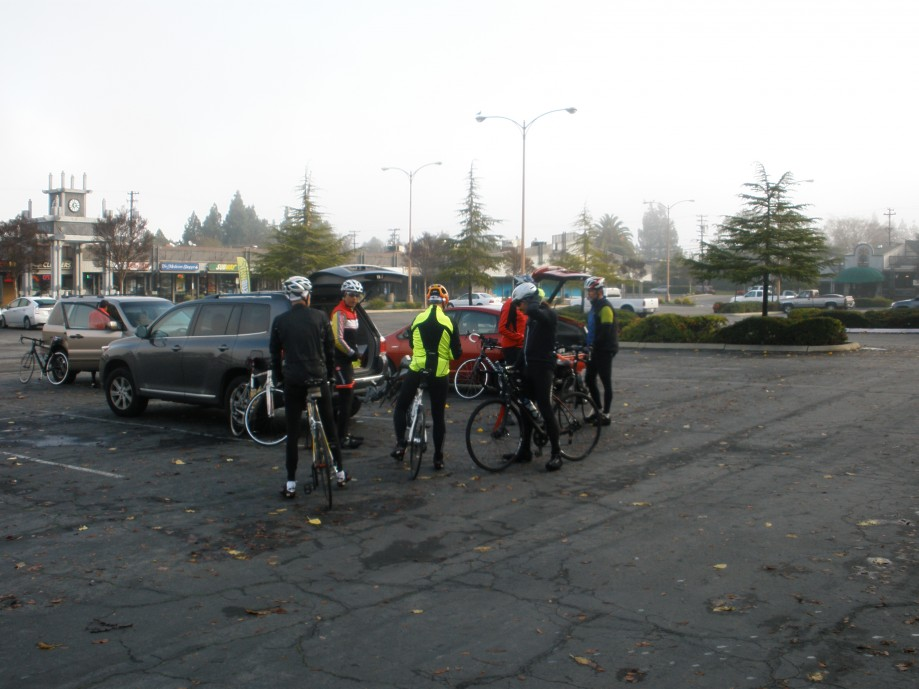 Trip photo #1/13 Ride start at S. Livermore and Pacific Aves. (former Nob Hill store)
