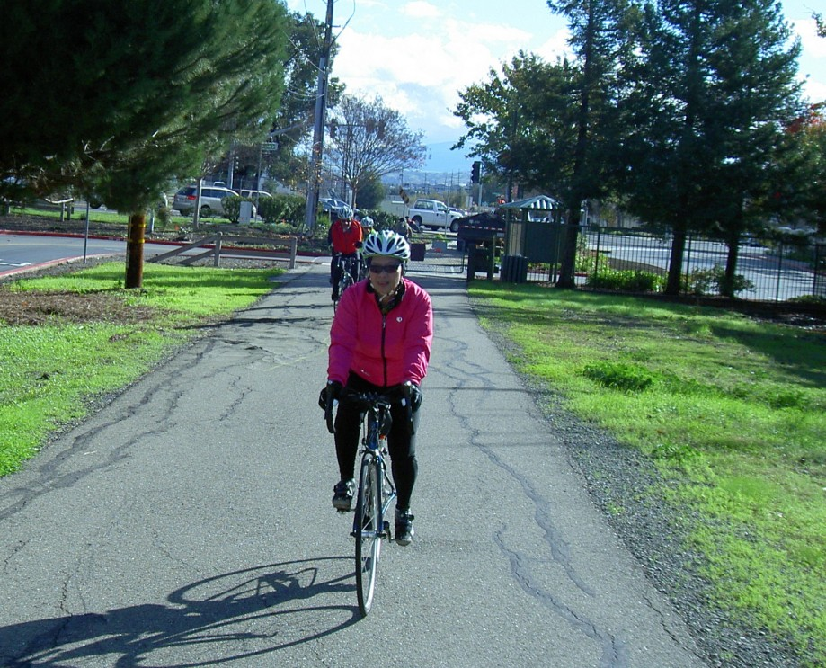 Trip photo #10/10 Back on the Iron Horse trail