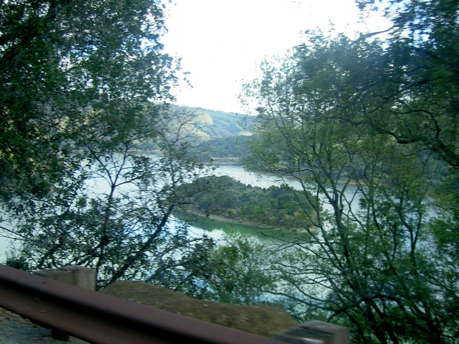 Trip photo #6/20 Lake Chabot Rsvr. - still very low level