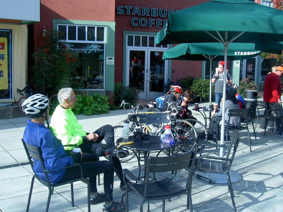 Trip photo #7/20 Starbucks stop on MacArthur