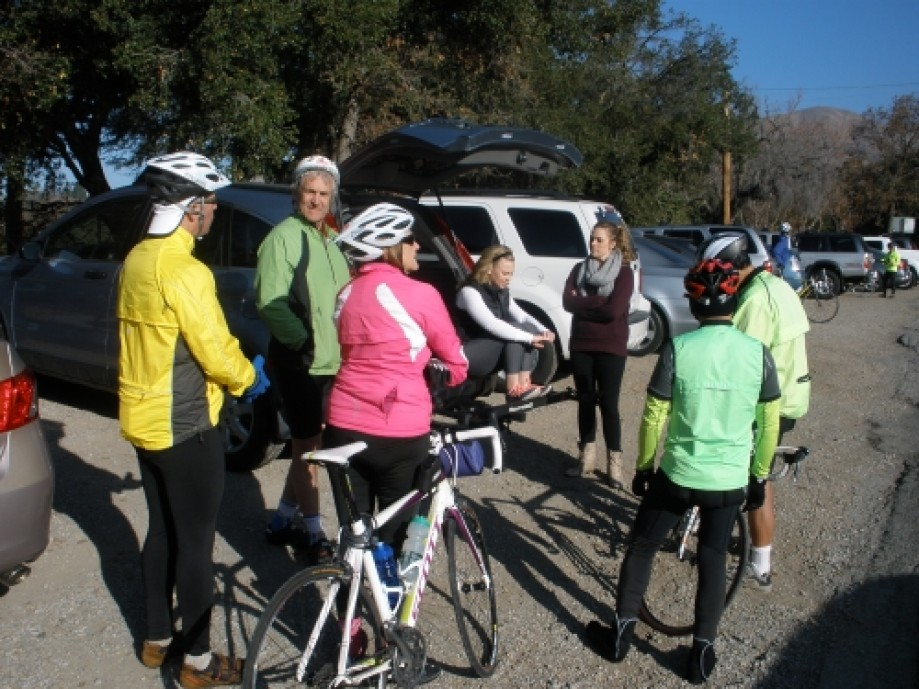 Trip photo #1/40 Start at Alum Rock & Mt. Hamilton Rds.