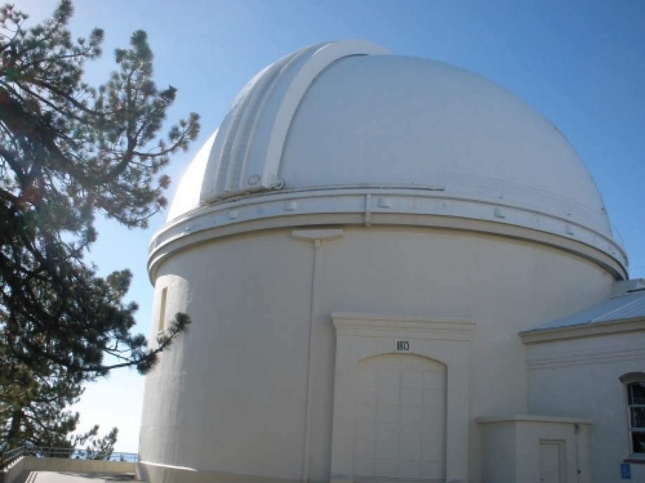 Trip photo #29/40 36 inch refractor dome