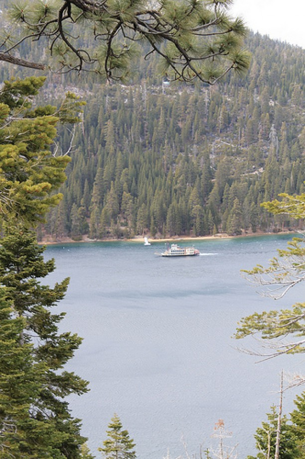 Trip photo #75/122 Emerald Bay State Park, South Lake Tahoe