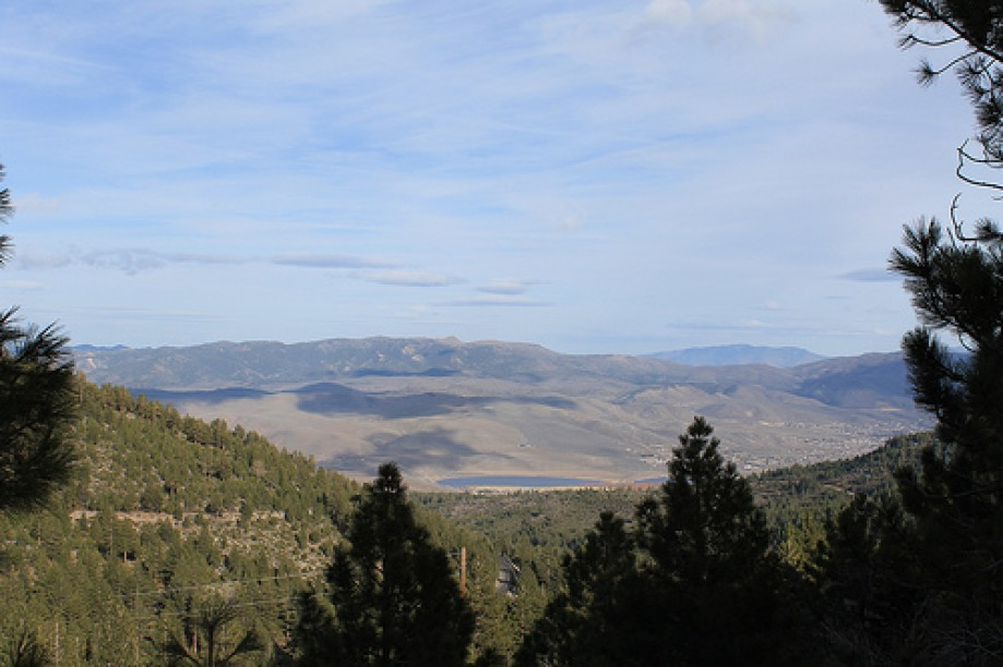 Trip photo #2/72 the Mount Rose Highway