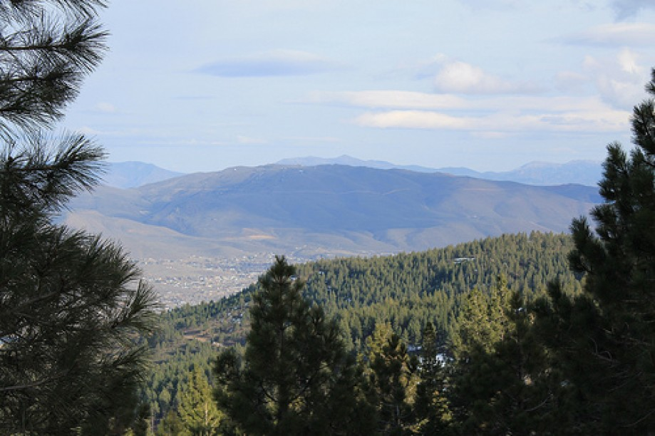 Trip photo #3/72 the Mount Rose Highway