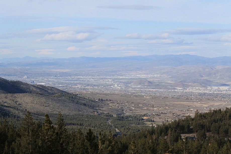 Trip photo #10/72 the Mount Rose Highway