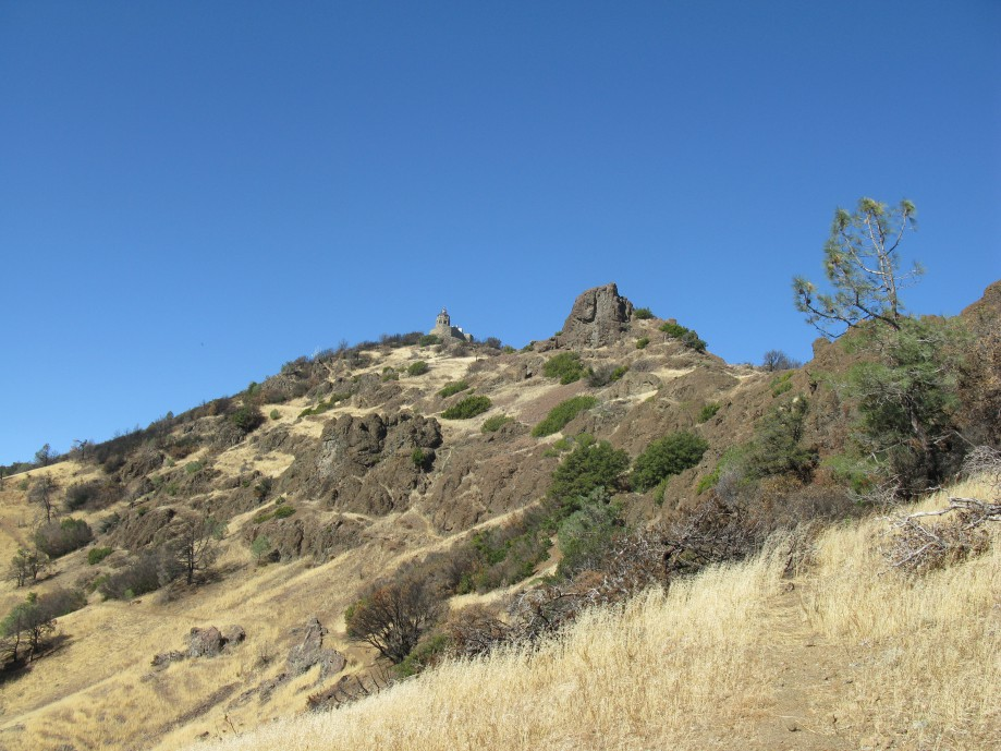 Trip photo #25/42 Devil's Pulpit and summit building