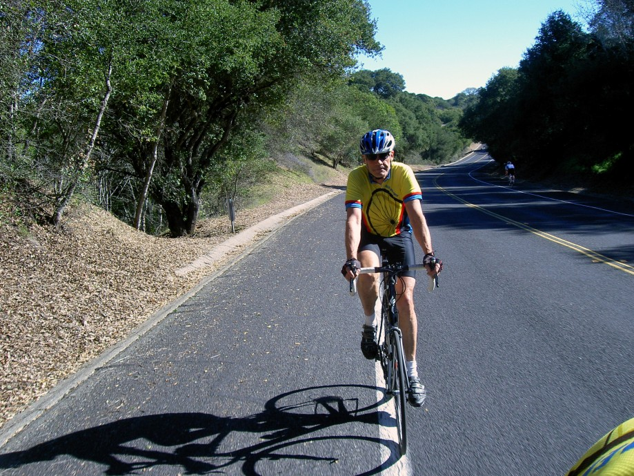 Trip photo #19/31 On the 'Papa Bear' climb