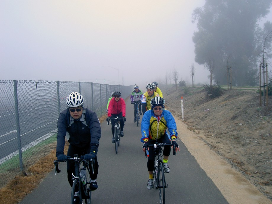 Trip photo #3/12 Bike trail along Isabel