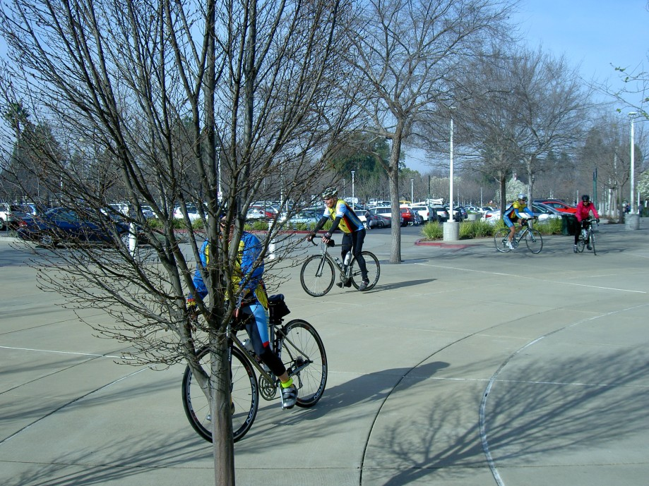 Trip photo #12/12 Stop at the Livermore library