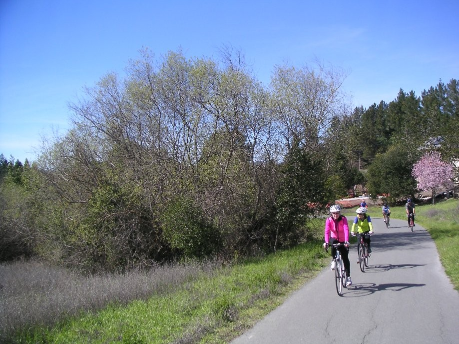 Trip photo #12/15 Back on the Lafayette-Moraga trail