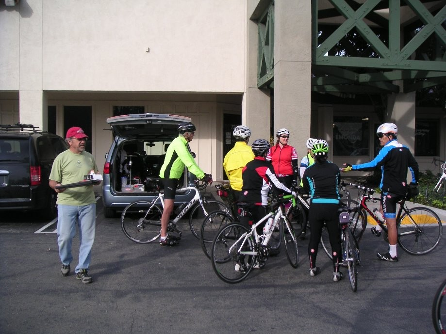 Trip photo #1/12 Start from Livermore Cyclery in Dublin