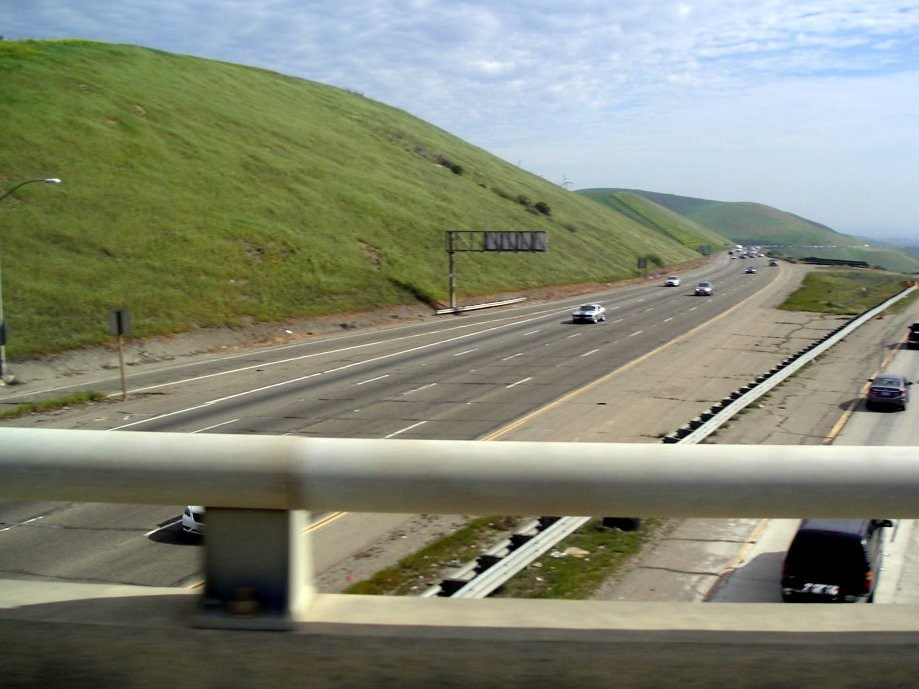 Trip photo #6/10 I-580 overpass
