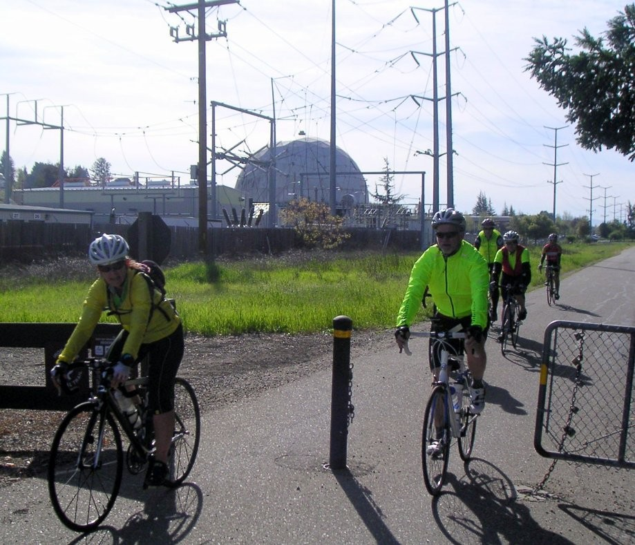 Trip photo #2/6 Iron Horse trail through San Ramon