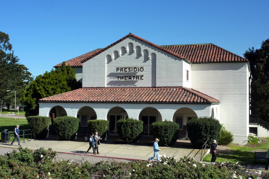 Trip photo #19/22 Presidio Theater