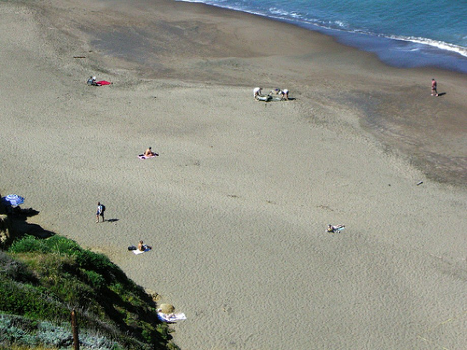 Trip photo #14/50 The Nudist End of Baker Beach